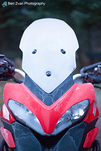 Multistrada Frost