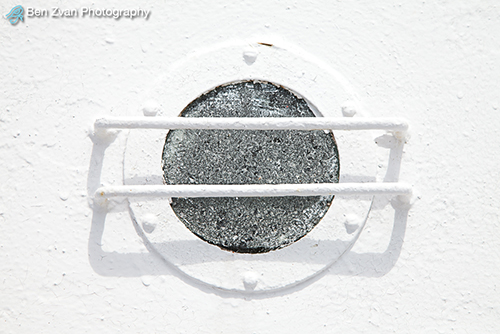 Painted Porthole